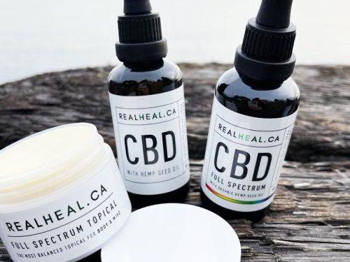 Tinctures & Oils (CBD)